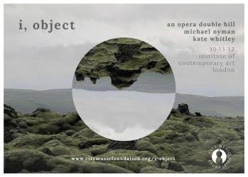 "Poster for ""I, Object"""