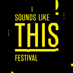 Sounds like THIS Festival logo