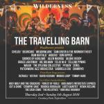Poster for Wilderness Festival - Travelling Barn
