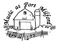 Music at Port Milford logo